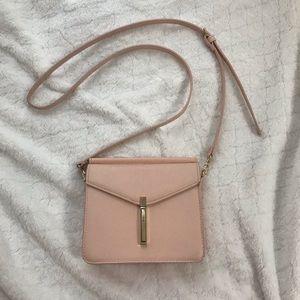 F21 Small Pale Pink/Peach Crossbody